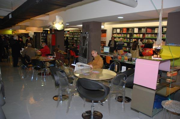 Coworking caff letterario for Pultrone arredamenti