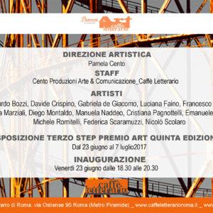FLYER Premio Art Terzo Step