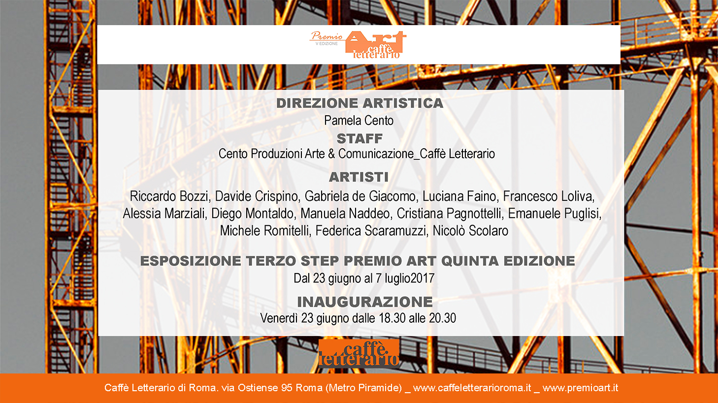 FLYER Premio Art Terzo Step