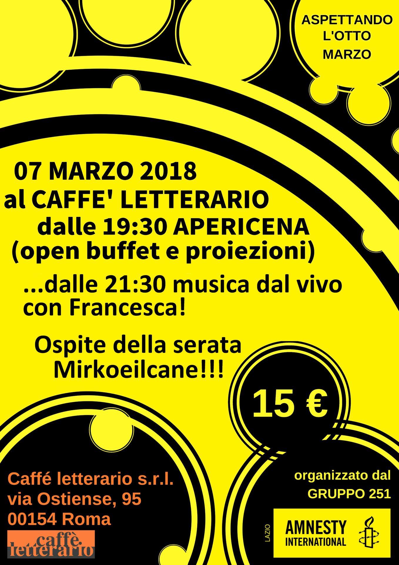 Caffé letterario s.r.l. via Ostiense, 9500154 Roma